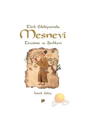 Türk Edebiyatında Mesnevi Tercüme Ve Şerhleri