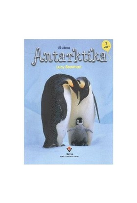 İlk Okuma: Antarktika - Lucy Bowman