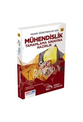 Murat Yayınları Mühendislik Tamamlama Sınavına Hazırlık Soru Bankası