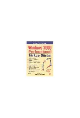 24 Derste Ms Windows 2000 Professionel (Türkçe Sürüm)