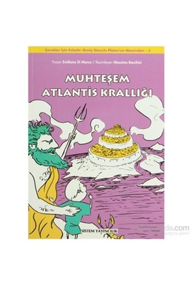 Muhteşem Atlantis Krallığı-Massimo Bacchini