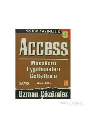 Access Masaüstü Uygulamaları Geliştirme Uzman Çözümler - Alison Balter
