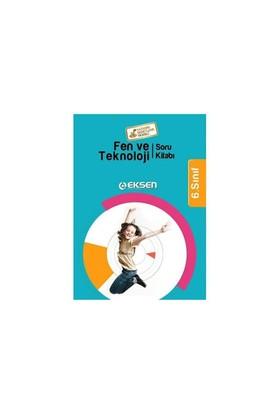 Eksen Yayınları 6.Sınıf Fen Ve Teknoloji Soru Bankası