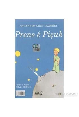 Prens E Piçuk Kürtçe Türkçe-Antonie De Saint-Exupery