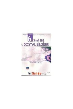 Sınav 6. Sınıf Sbs Sosyal Bilgiler Çözümlü Soru Bankası