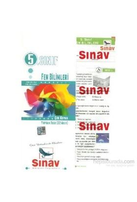 Sınav 5. Sınıf Fen Bilimleri Çek Kopar Yaprak Test 32 Adet-Komisyon