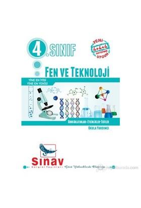 Sınav Dergi 4.Sınıf Fen ve Teknoloji Konu Anlatımlı Soru Bankası