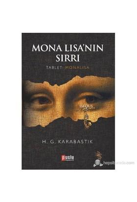 Mona Lisa'Nın Sırrı-H. G. Karabastık