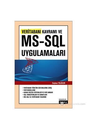 Veritabanı Kavramı ve MS-SQL Uygulamaları - Coşkun Telciler