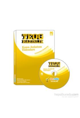 Derstakip Teog 8. Sınıf Tüm Dersler Görüntülü Eğitim Seti Dvd