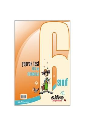 Şifre Yayınları 6. Sınıf Fen ve Teknoloji Yaprak Test
