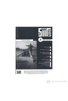 Şiirden Dergisi Sayı: 4