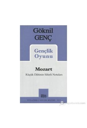 Mozart Küçük Dahinin Sihirli Notaları Gençlik Oyunu - Göknil Genç