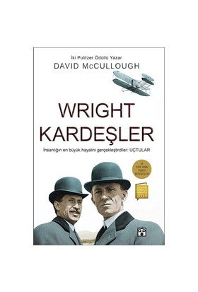 Wright Kardeşler-David Mccullough