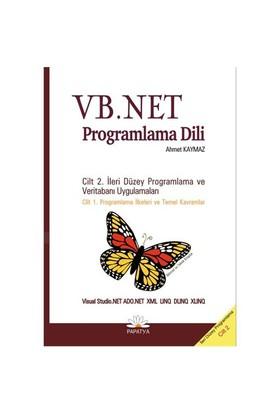 VB.NET Programlama Dili (Cilt 2)