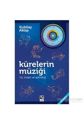 Kürelerin Müziği Hz. İnsan Ve Astroloji Dvd Hediyeli - Kubilay Aktaş