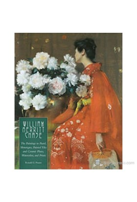 William Merritt Chase: The Paintings İn Pastel, Monotypes, Painted Tiles And Ceramic Plates, Watercolors, And Prints-Ronald G. Pisano