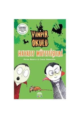 Vampir Okulu - Hayalet Müfettişleri - Chris Harrison