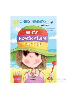 Benim Komik Ailem - Tatilde-Chris Higgins
