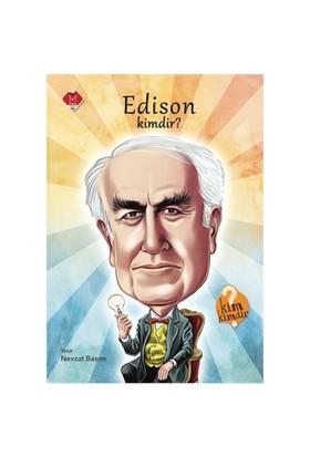 Kim Kimdir Serisi: Edison Kimdir-Nevzat Basım
