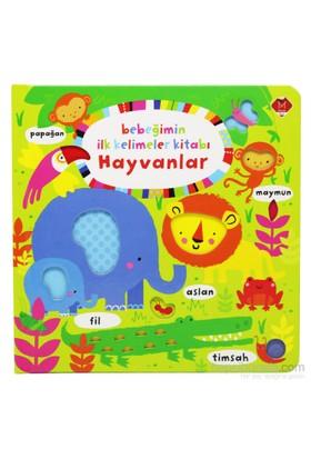Bebeğimin İlk Kelimeler Kitabı: Hayvanlar - Stella Baggott