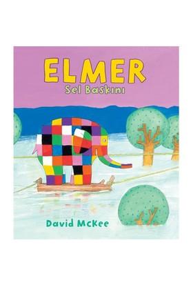 Elmer: Sel Baskını - David McKee