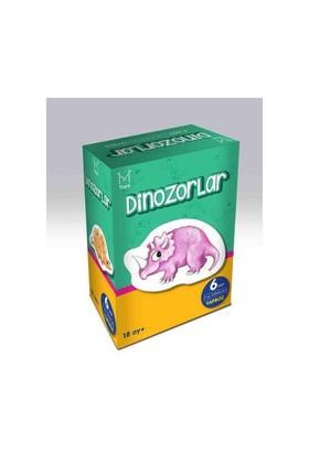 Bebek Yapboz: Dinozorlar