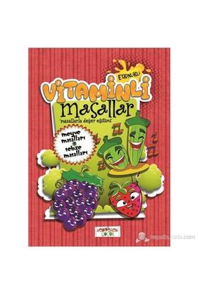 Vitaminli Masallar(Etkinlikli)-Şebnem Güler Karacan
