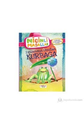 Zıplamayı Unutan Kurbağa (Etkinlikli)-Şebnem Güler Karacan