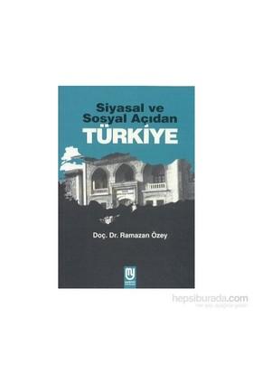 Siyasal Ve Sosyal Açıdan Türkiye