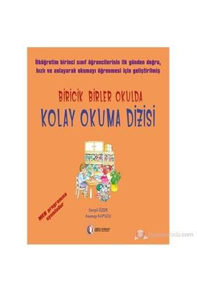 Biricik Birler Okulda Kolay Okuma Dizisi ( 6 Kitap ) - Serpil Özer