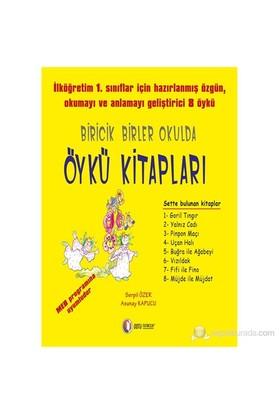 Biricik Birler Okulda Öykü Kitapları ( 8 Kitap ) - Serpil Özer