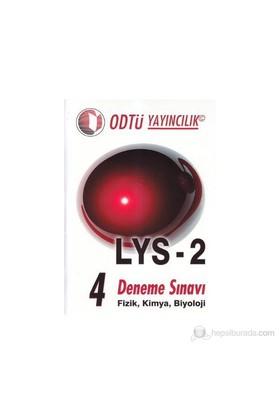 LYS 2 - 4 Deneme Sınavı