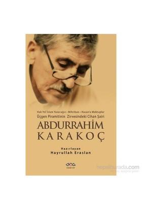 Abdurrahim Karakoç - Hayrullah Eraslan
