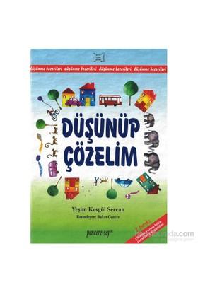 Pencere Sey Yayınları Düşünüp Çözelim - Yeşim Kesgül Sercan