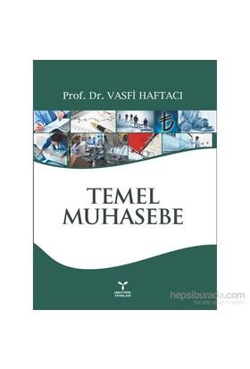 Temel Muhasebe - Vasfi Haftacı