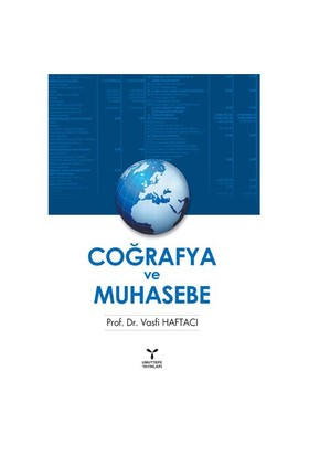 Coğrafya Ve Muhasebe-Vasfi Haftacı