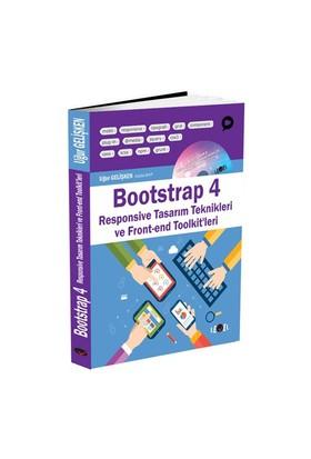 Bootstrap 4 (Responsive Tasarım Teknikleri Ve Front-End Toolkit'Leri) - Uğur Çelişken