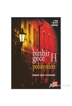 Bibir Gece Polisiyeleri 2-Robert Louis Stevenson