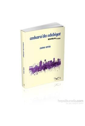 Ankara'Da Edebiyat-Esme Aras