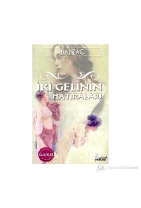 İki Gelinin Hatıraları-Honore De Balzac