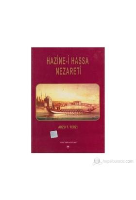 Hazine-İ Hassa Nezareti-Arzu T. Terzi