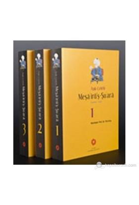 Aşık Çelebi Meşa'İrü'Ş - Şu'Ara (3 Kitap Takım)-Kolektif