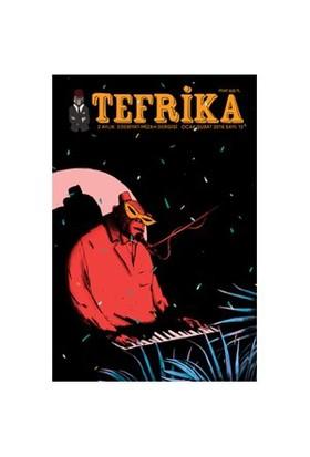 Tefrika 2: Edebiyat Mizah Dergisi (Aylık)-Kolektif