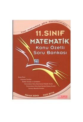 Esen 11.Sınıf Matematik Konu Özetli Soru Bankası-Halit Bıyık