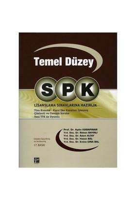 SPK Temel Düzey Lisanslama Sınavlarına Hazırlık - Rıdvan Bayırlı