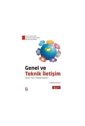 Genel ve Teknik İletişim - (Kavram – Türler – Teknolojik Gelişmeler)