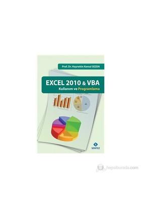 Excel 2010 & Vba-Hayrettin Kemal Sezen