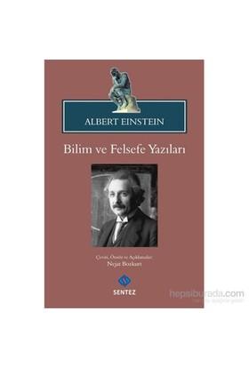 Bilim Ve Felsefe Yazıları-Albert Einstein