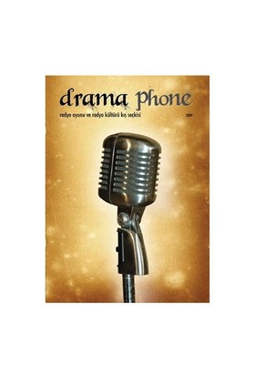 Drama Phone - Walter Krulevitch Kingson